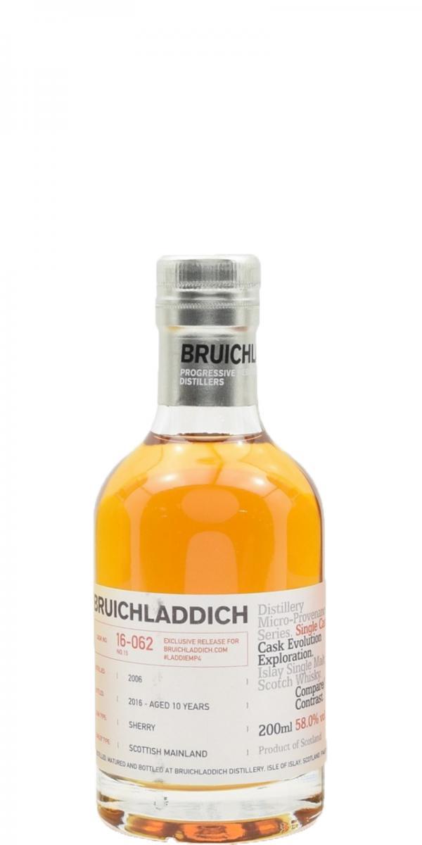 Bruichladdich #LADDIEMP4 - 2006