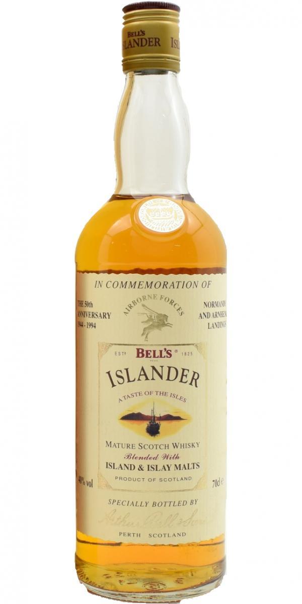Bell's Islander - Island & Islay Malts
