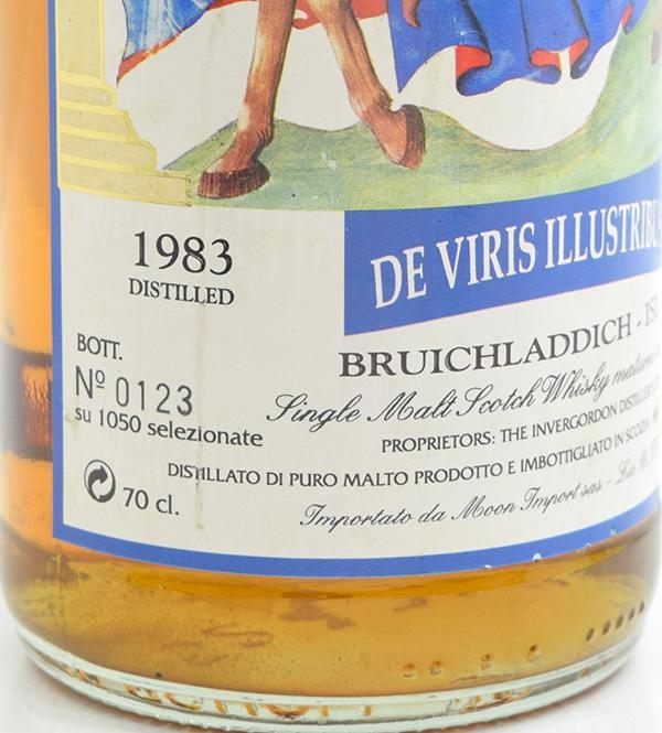Bruichladdich 1983 MI