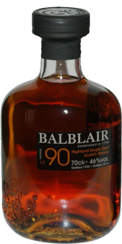 Image result for balblair 1990/2016