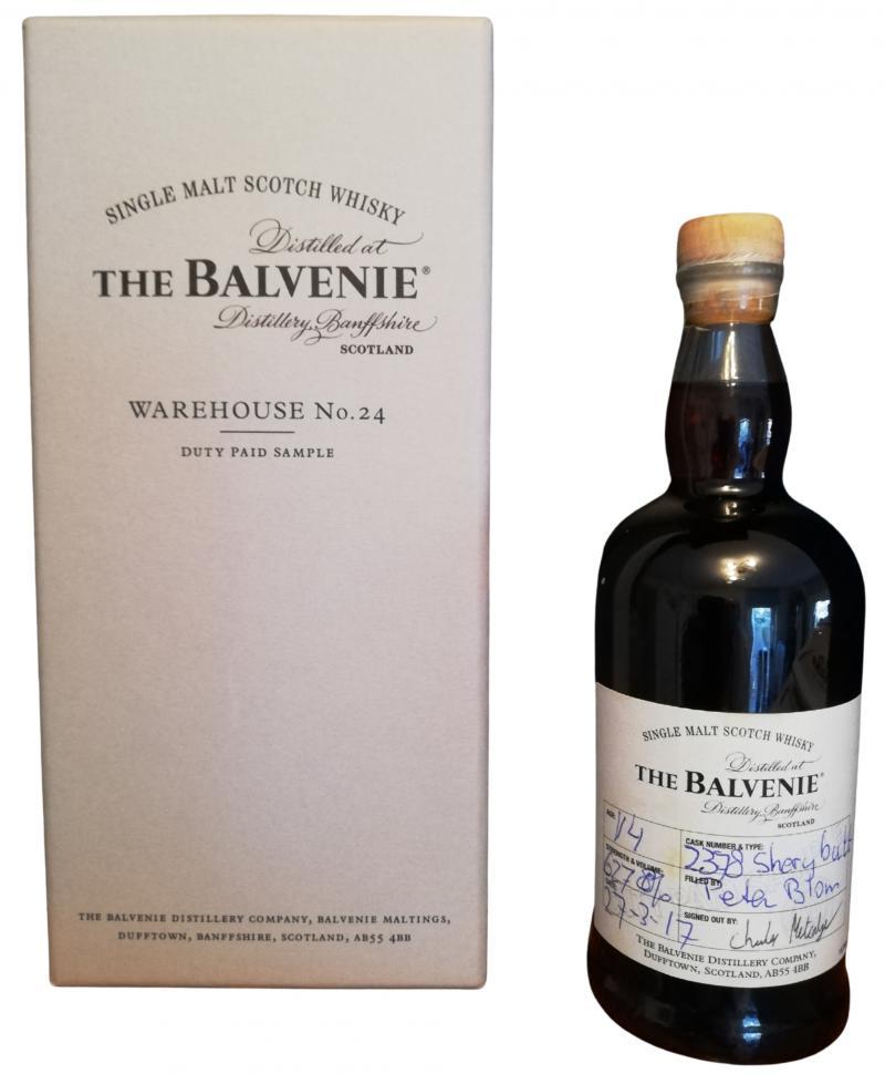 Balvenie 13-year-old