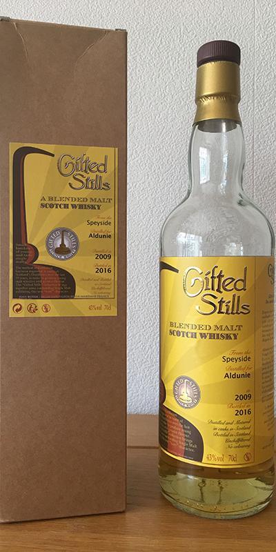 Blended Malt Scotch Whisky 2009 JB