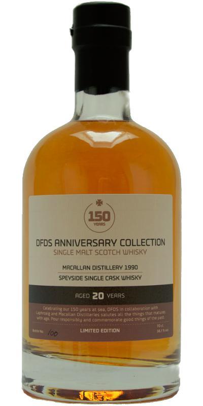 Macallan 1990 Bs