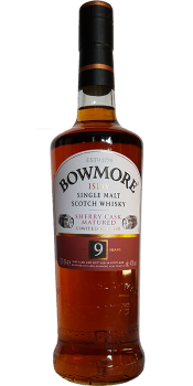 Bowmore 09-year-old