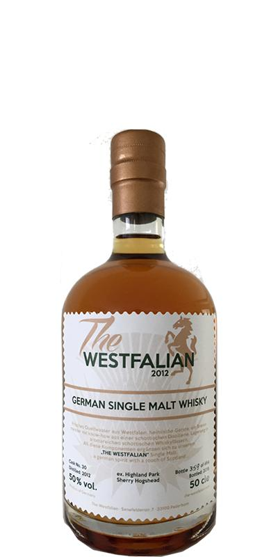 The Westfalian 2012