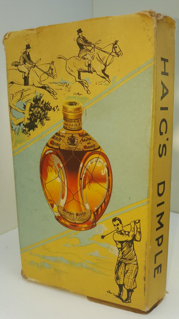 Dimple Old Blended Scotch Whisky