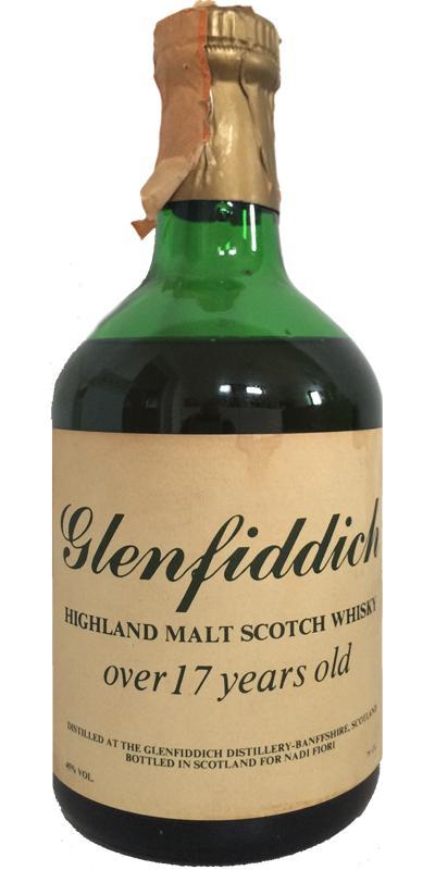 Glenfiddich 17-year-old