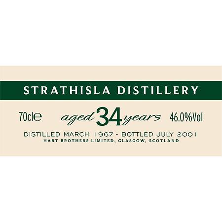 Strathisla 1967 HB