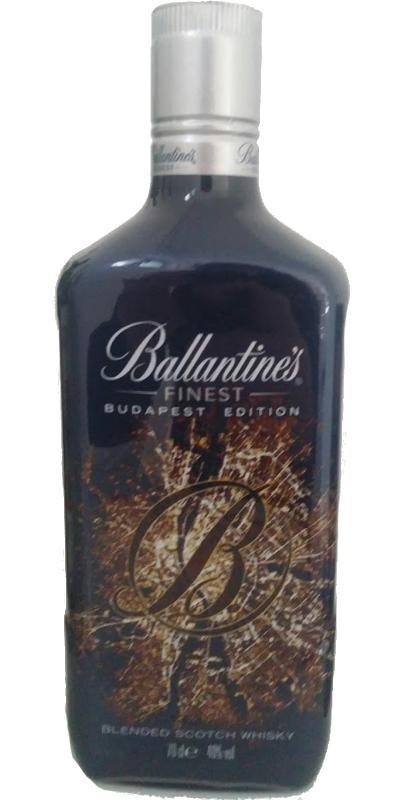 Ballantine's Finest - Budapest Edition