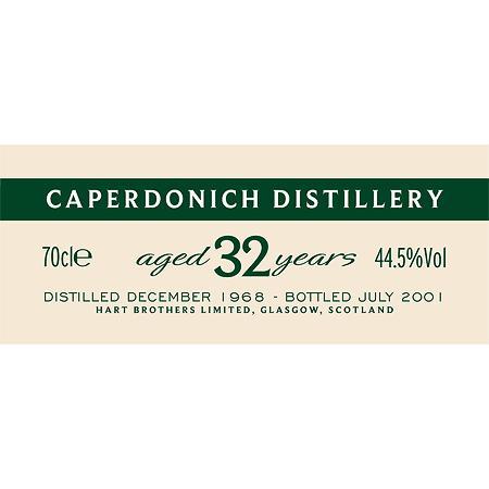 Caperdonich 1968 HB