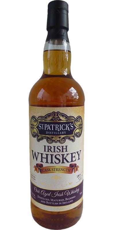 St. Patrick's Cask Strength