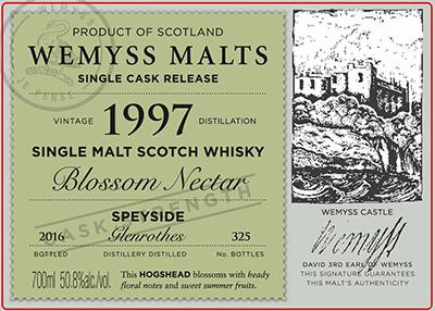 Glenrothes 1997 Wy