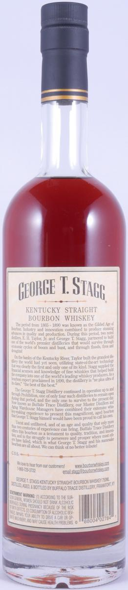 George T. Stagg 2001 - Barrel Proof