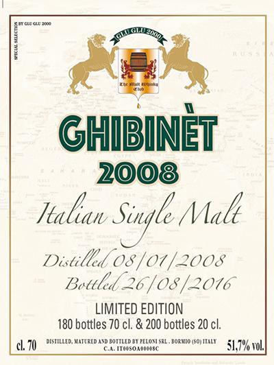 Ghibinèt 2008