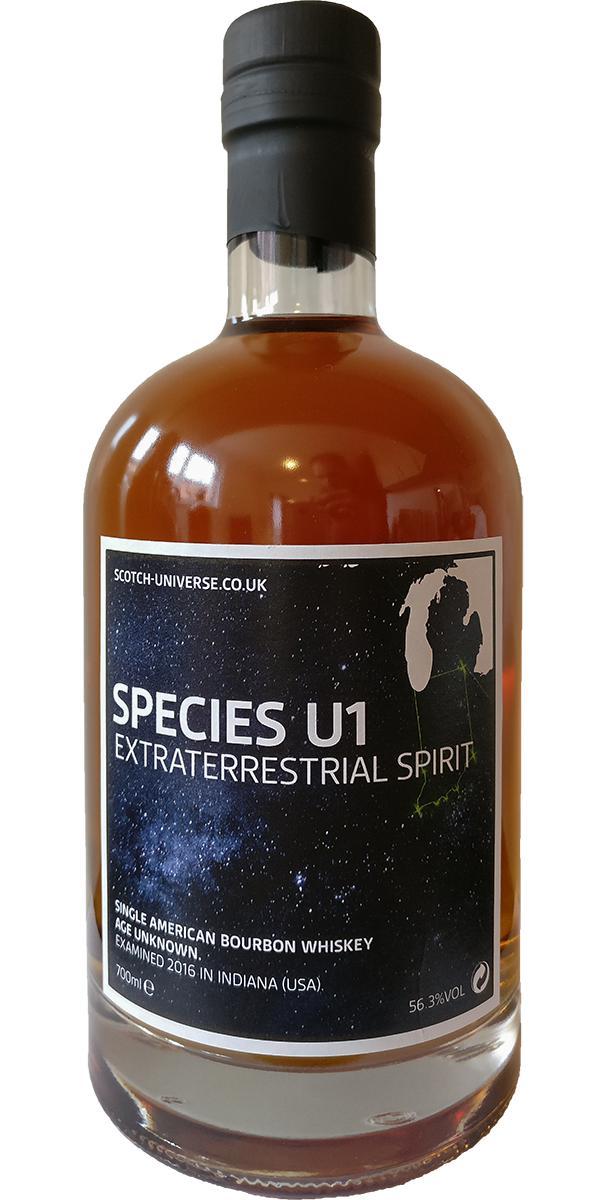 Scotch Universe Species U1 - Extraterrestrial Spirit