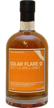 "Scotch Universe Solar Flare Alpha - 253° L.1.2' 1815.4: 1798.5"""