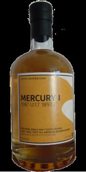 """Scotch Universe Mercury I - 106° U.1.1' 1897.2"""""""
