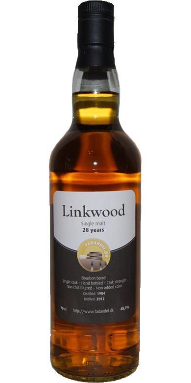 Linkwood 1984 F.dk