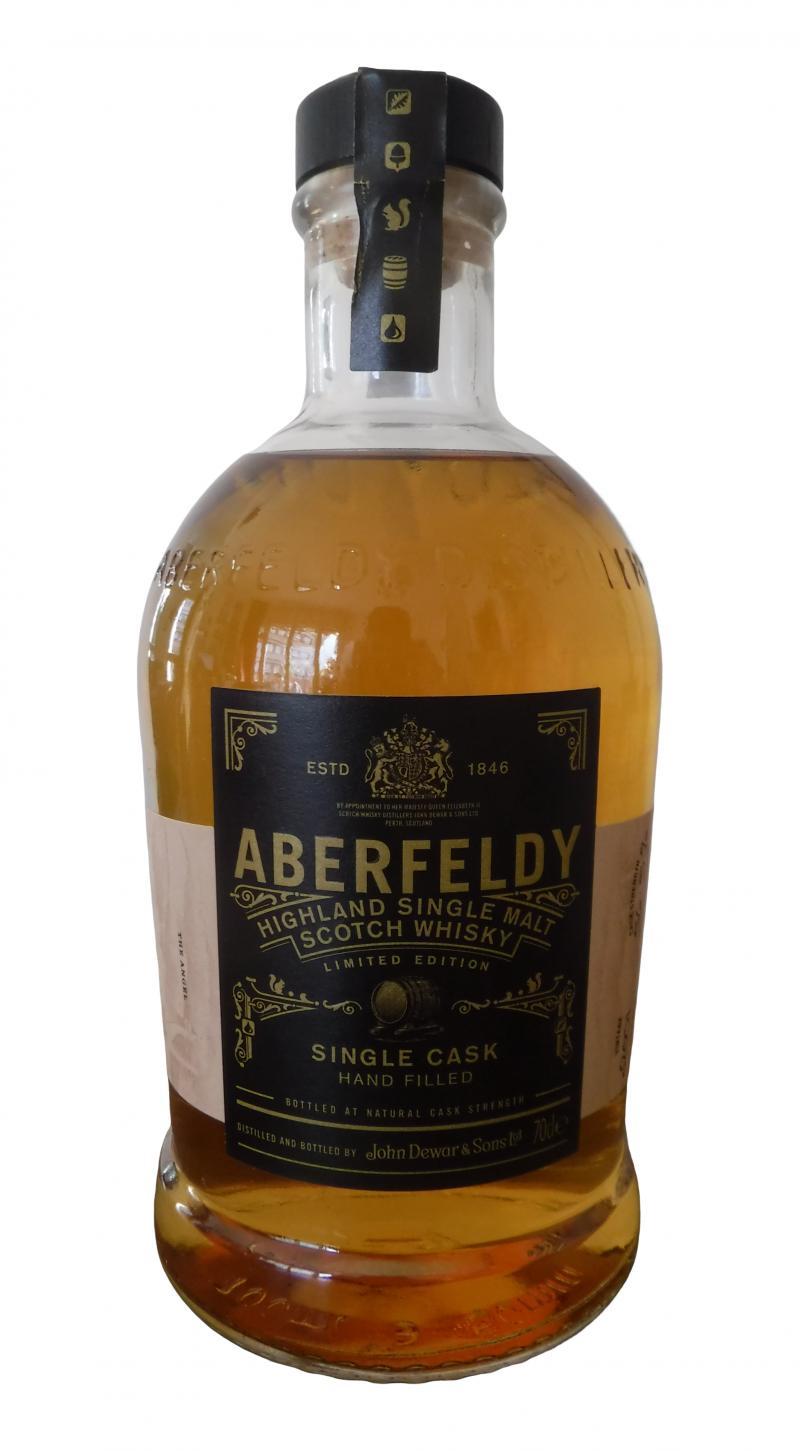 Aberfeldy 2001