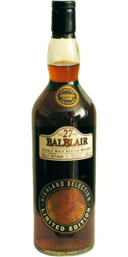 Balblair 1974
