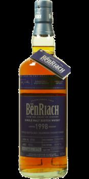 BenRiach 1998 - Triple Distilled
