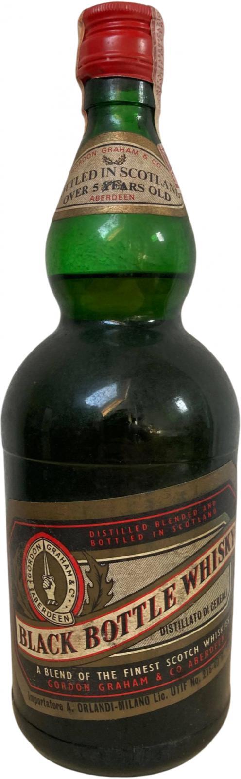 Black Bottle 05-year-old