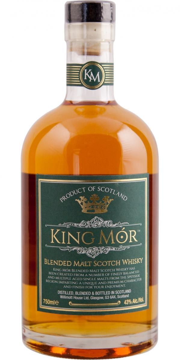 King Mór Blended Malt Scotch Whisky