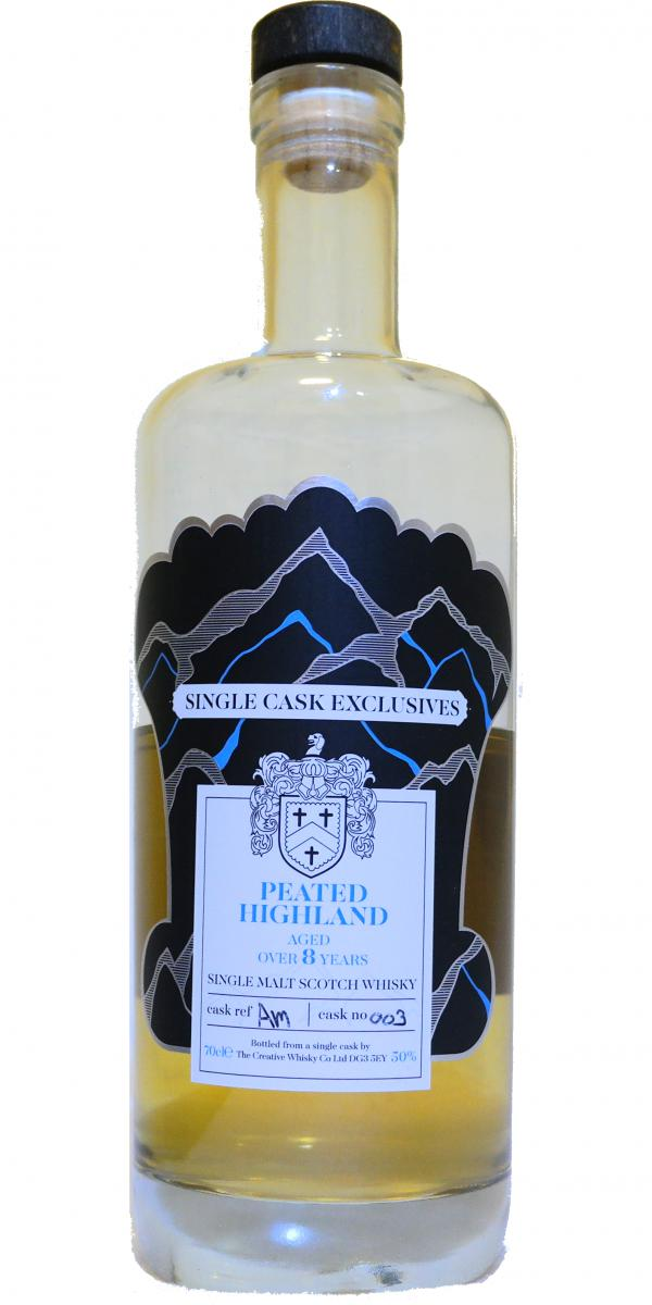 Peated Highland 2007 CWC
