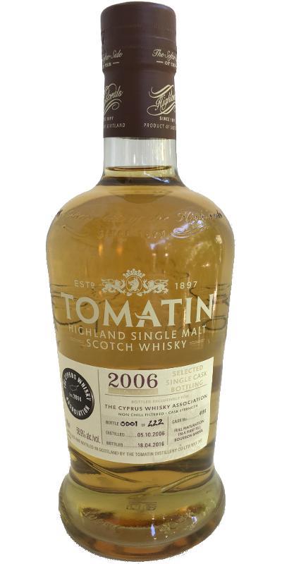 Tomatin 2006