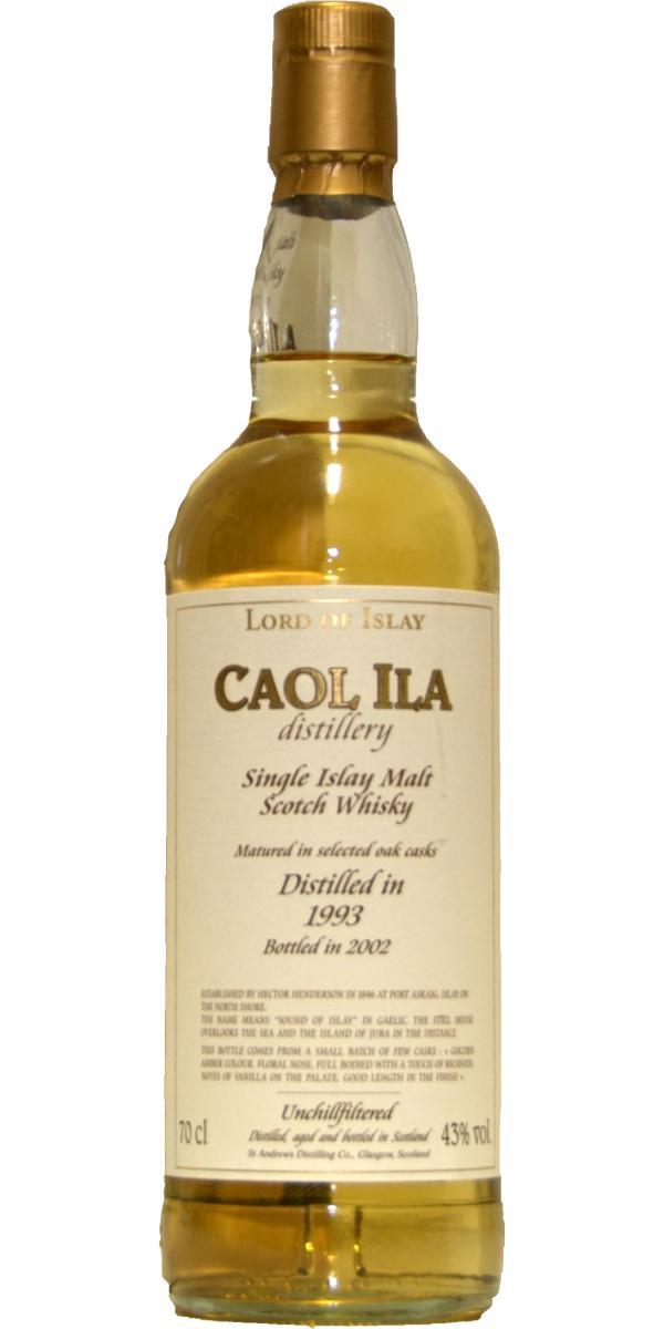 Caol Ila 1993 StAD
