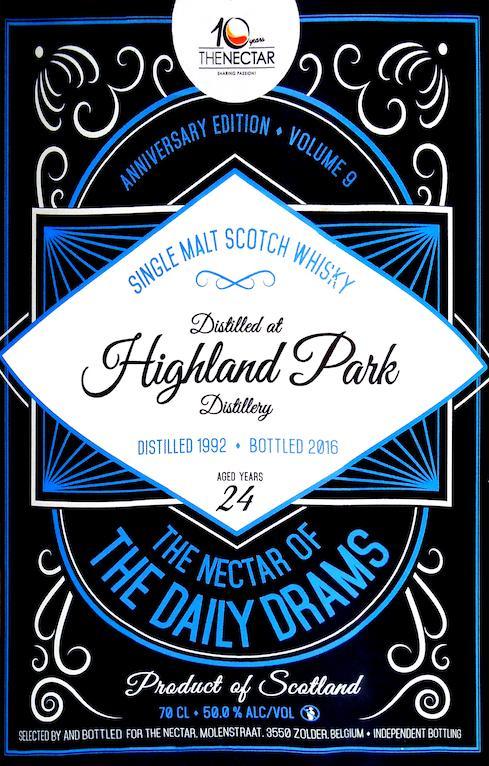Highland Park 1992 DD
