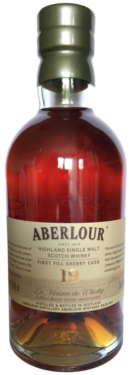 Aberlour 19-year-old