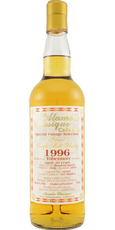 Tobermory 1996 AC