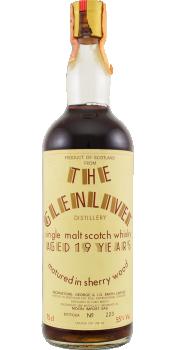 Glenlivet 19-year-old MI