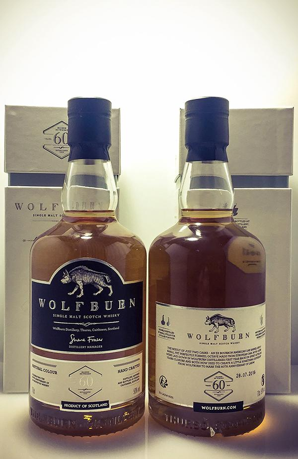 Wolfburn A Little Something Different