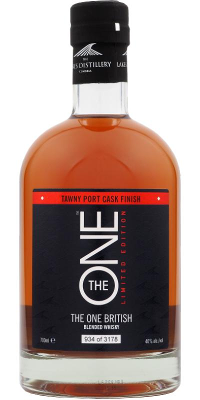 The One Tawny Port Cask Finish