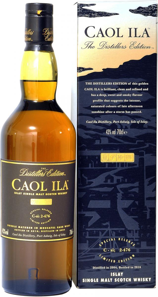 Caol Ila 2004