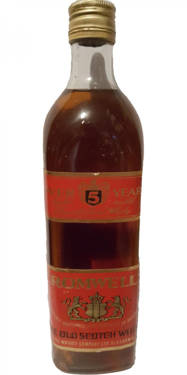 Cromwell's 05-year-old
