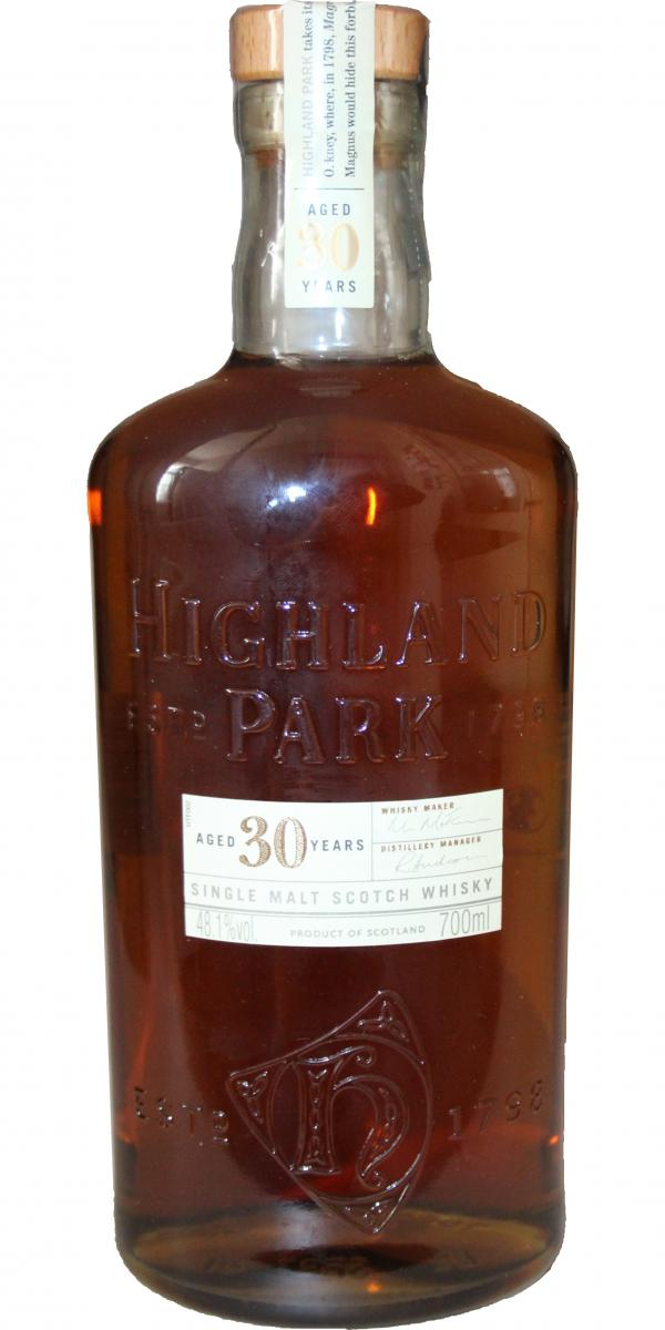 Highland Park 30-year-old