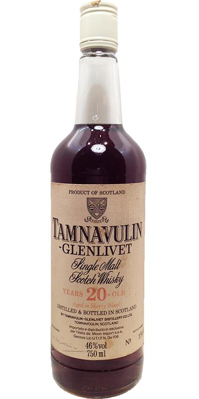 Tamnavulin 20-year-old