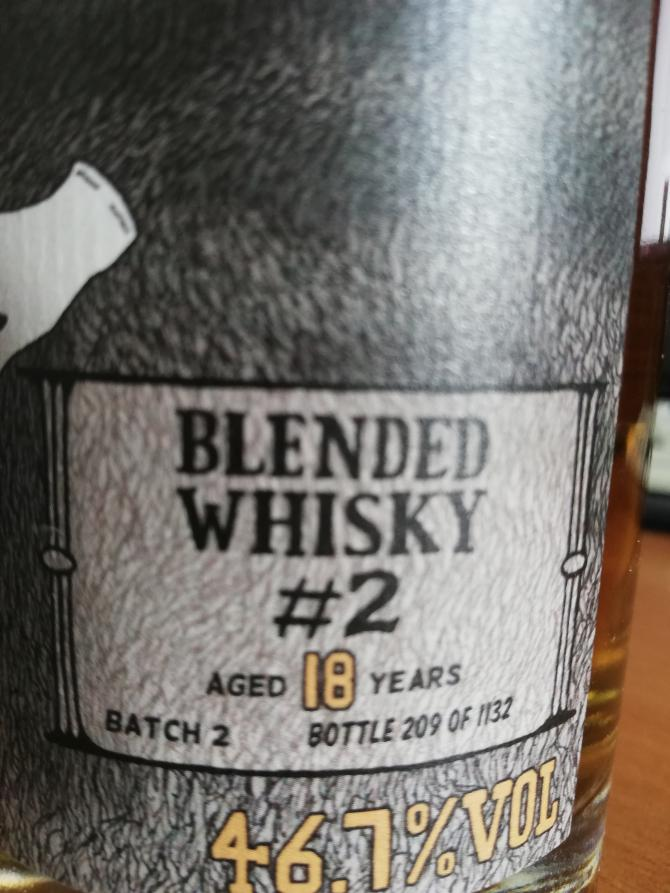Blended Scotch Whisky #2 TBWC