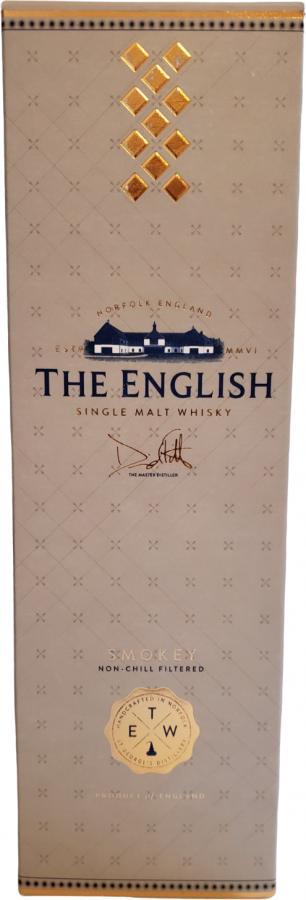 The English Whisky Smokey