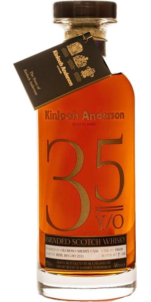 Kinloch Anderson 35-year-old