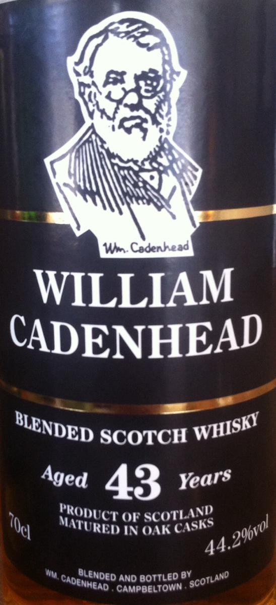 William Cadenhead 43-year-old CA