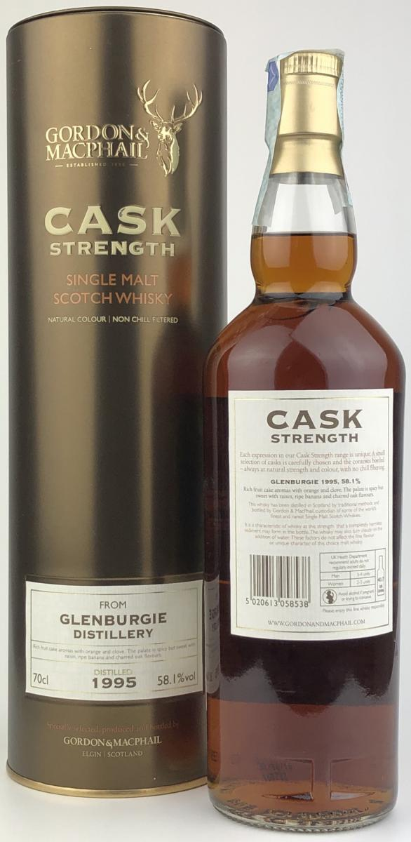 Glenburgie 1995 GM