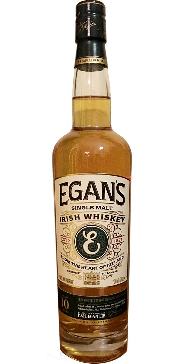 Egan's 10-year-old