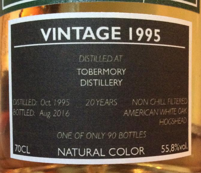 Tobermory 1995 whic