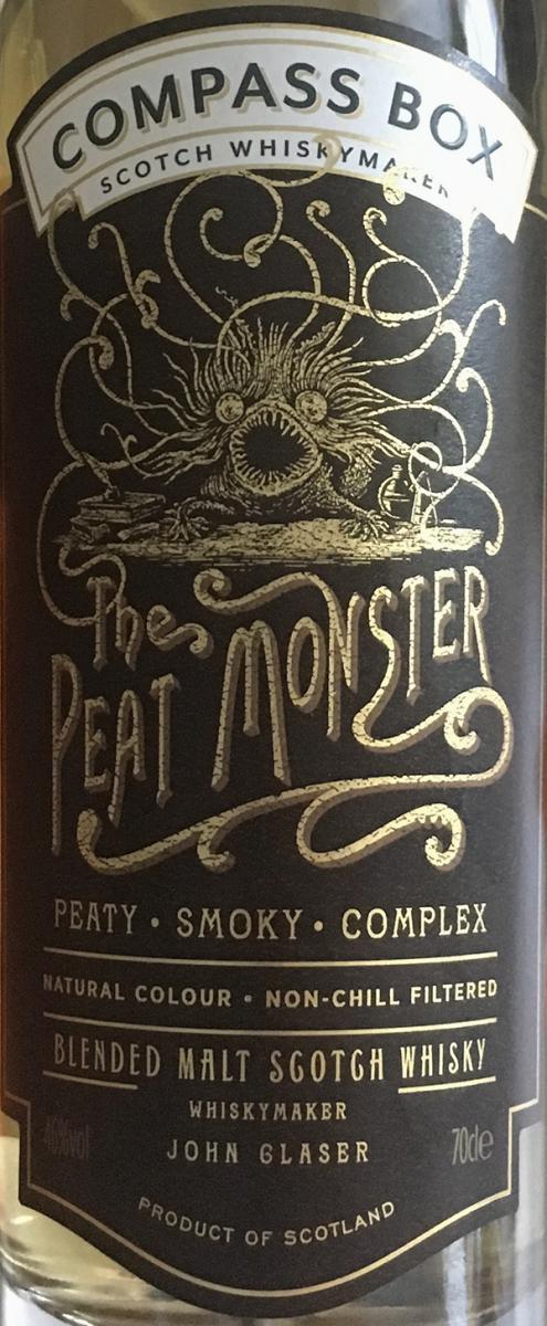 The Peat Monster 3rd Edition CB
