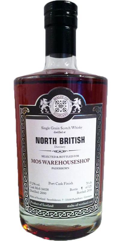 North British 2000 MoS