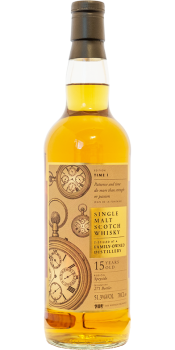 Family-Owned Distillery 15-year-old TWEx